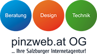 pinzweb.at OG - Ihre Salzburger Internetagentur!